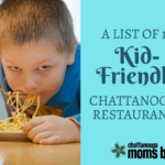 Top 18 Kid-Friendly Chattanooga Restaurants