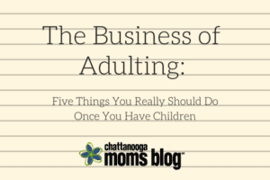 The Business of Adulting