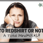 To Redshirt or Not: A Total Mind#@*&