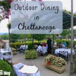 Outdoor Dining in Chattanooga