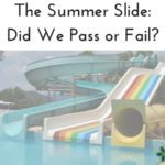 Summer Slide: Did We Pass or Fail?