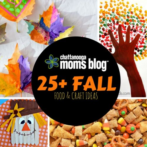 25 Fall Food And Craft Ideas