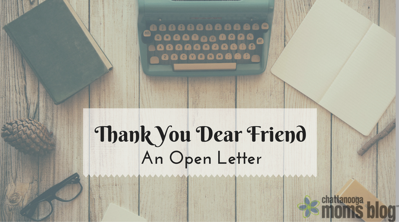 Thank You Dear Friend