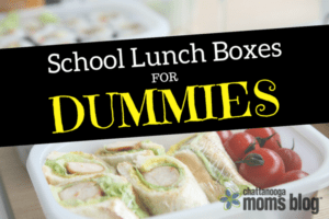 Creative School Lunch Box Ideas | Chattanooga Moms Blog