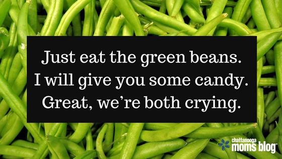 Green Beans Haiku