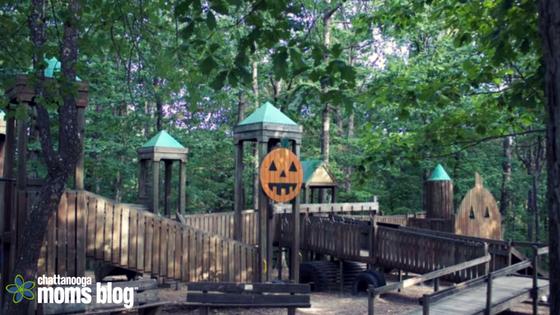 Pumpkin Patch Playground, Signal Mountain