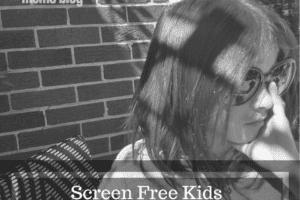 Screen Free Kids
