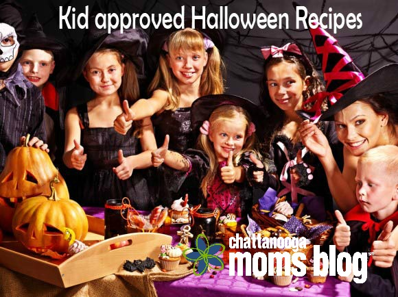 Kid Approved Halloween Recipes