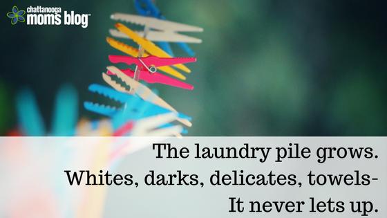 Laundry Haiku