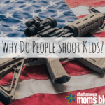 'Mommy, Why Do People Shoot Kids?'