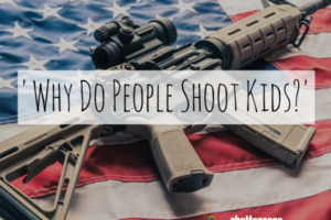 'Mommy, Why Do People Shoot Kids_'