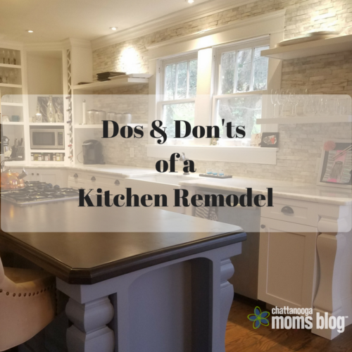 The 5 Dos And Don Ts Of A Kitchen Remodel