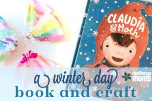 Claudia and Moth Book Craft