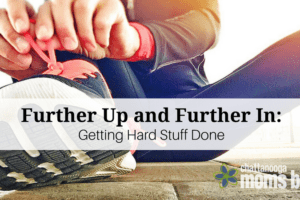Further Up And Further In: Getting Hard Things Done