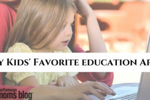 My Kids' Favorite Education Apps
