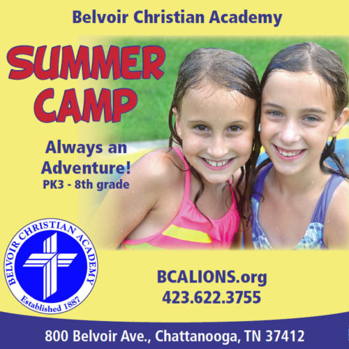 2018 Guide To Chattanooga Summer Camps