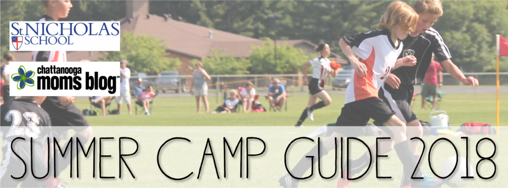 Chattanooga Summer Camp Guide