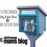 Why I Love Little Free Libraries and Where to Find them in Chattanooga