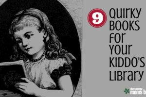 9 Quirky Books