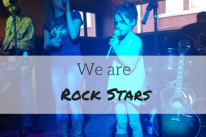 Rock star moms