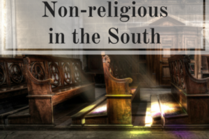 Non-religious in the South