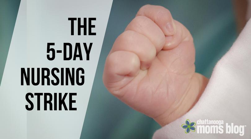 5-Day Nursing Strike