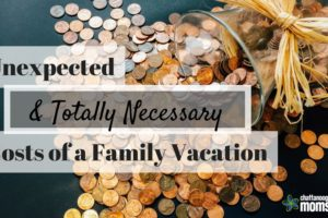 Unexpected (and Totally Necessary) Costs of a Family Vacation