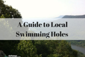 A Guide to Swimming Holes in Chattanooga