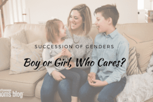 Succession of Genders (2)