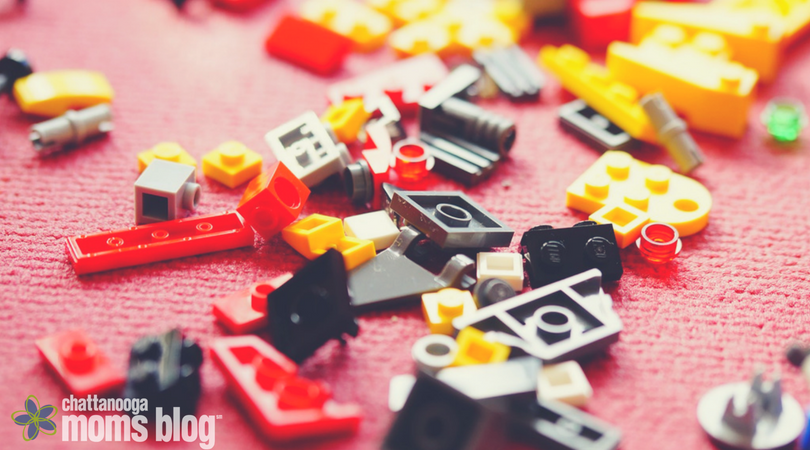 LEGO Cleanup Hacks