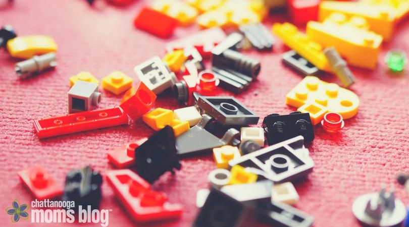LEGO Cleanup Hacks