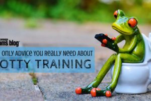 The Only Advice You Really Need About Potty Training(1)
