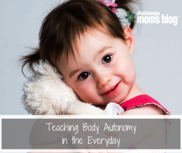Teaching My Kids About Body Autonomy in the Everyday Moments