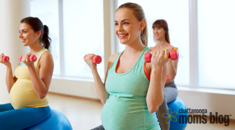 Is It Really OK_ Working Out During Pregnancy