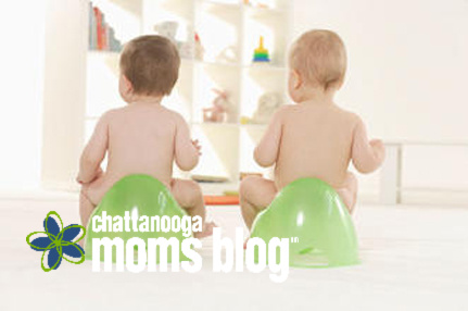 Adventures in Potty Training Twins