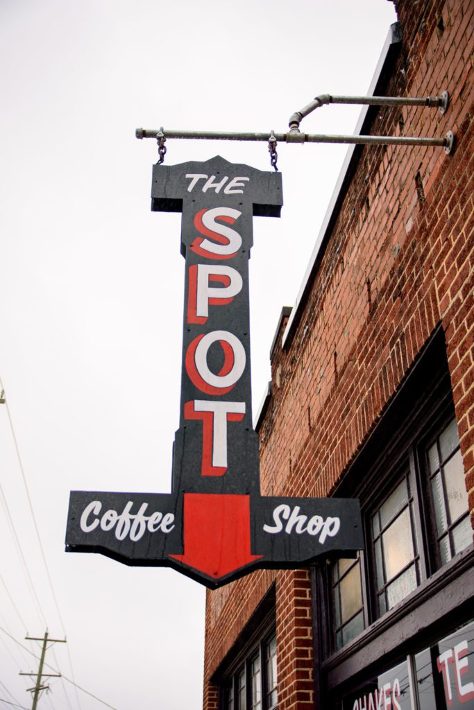 The Spot Coffee House
