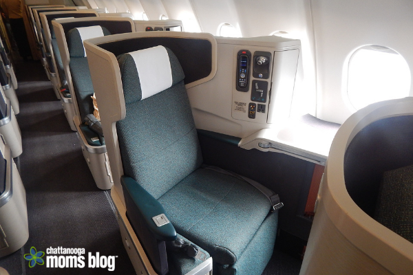 Economy Class 101: First Class Revelations