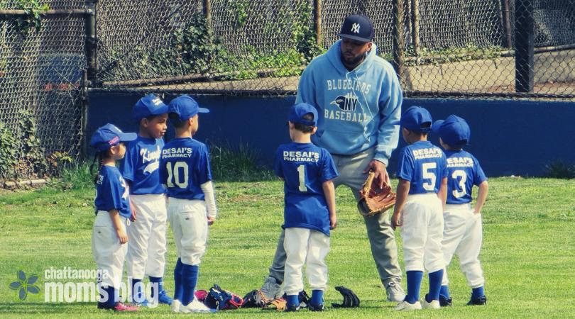 Little League Lessons