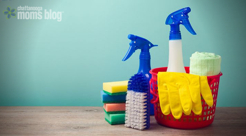 Spring Cleaning Must-Haves