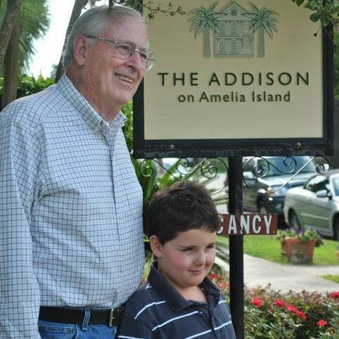 The Addisons - Eleanor's father and Eleanor's son. (2010)