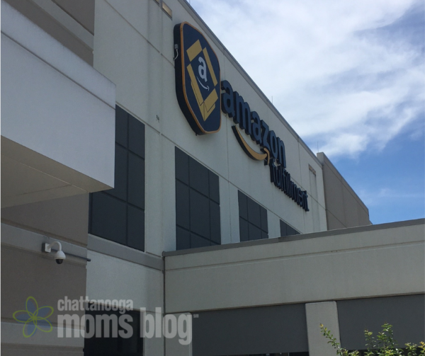 Chattanooga's Amazon Fulfillment Center Tour