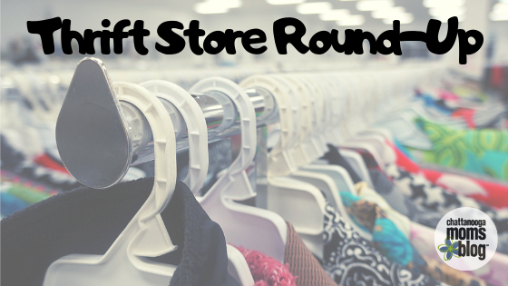 Thrift Store Round-Up