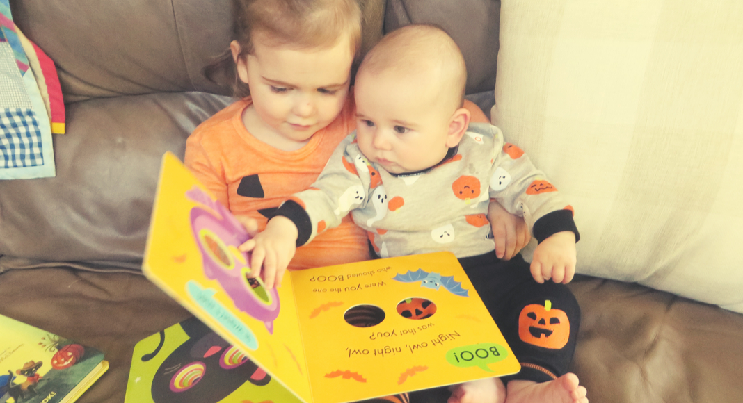 Halloween Storytime and Craft for Little Ones