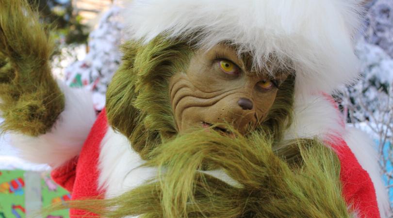 I'm Feeling Pretty Grinchy This Christmas