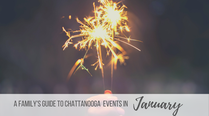 Chattanooga January Family Events