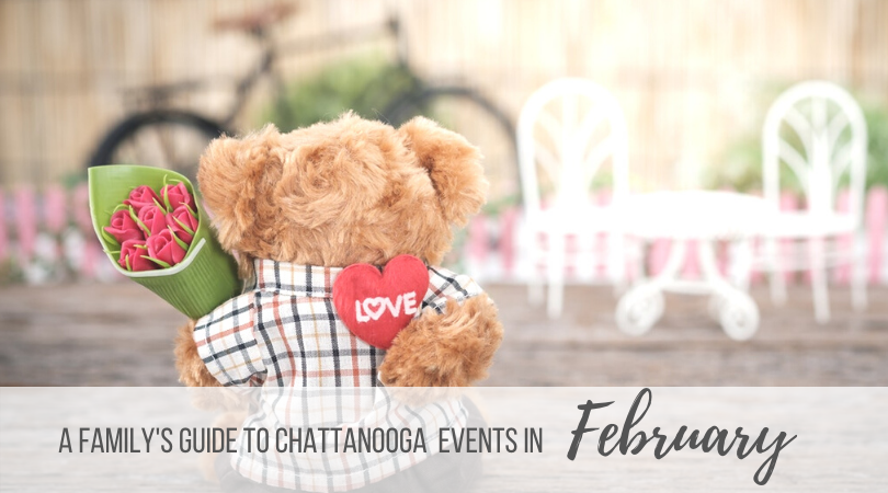 Chattanooga February Family Events