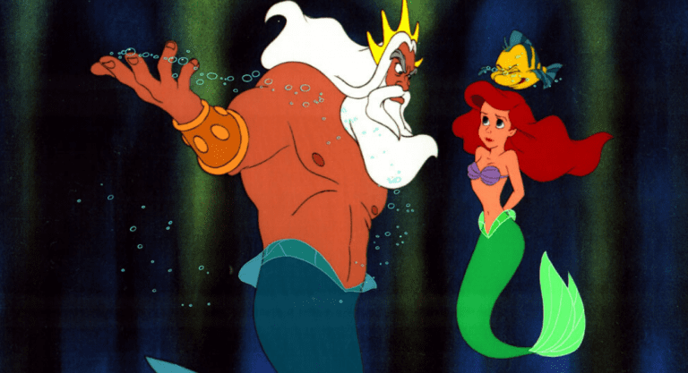 I Must Officially Be Old Because I'm Now on King Triton's Side