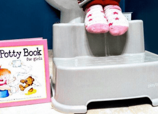 Potty Training Stinks