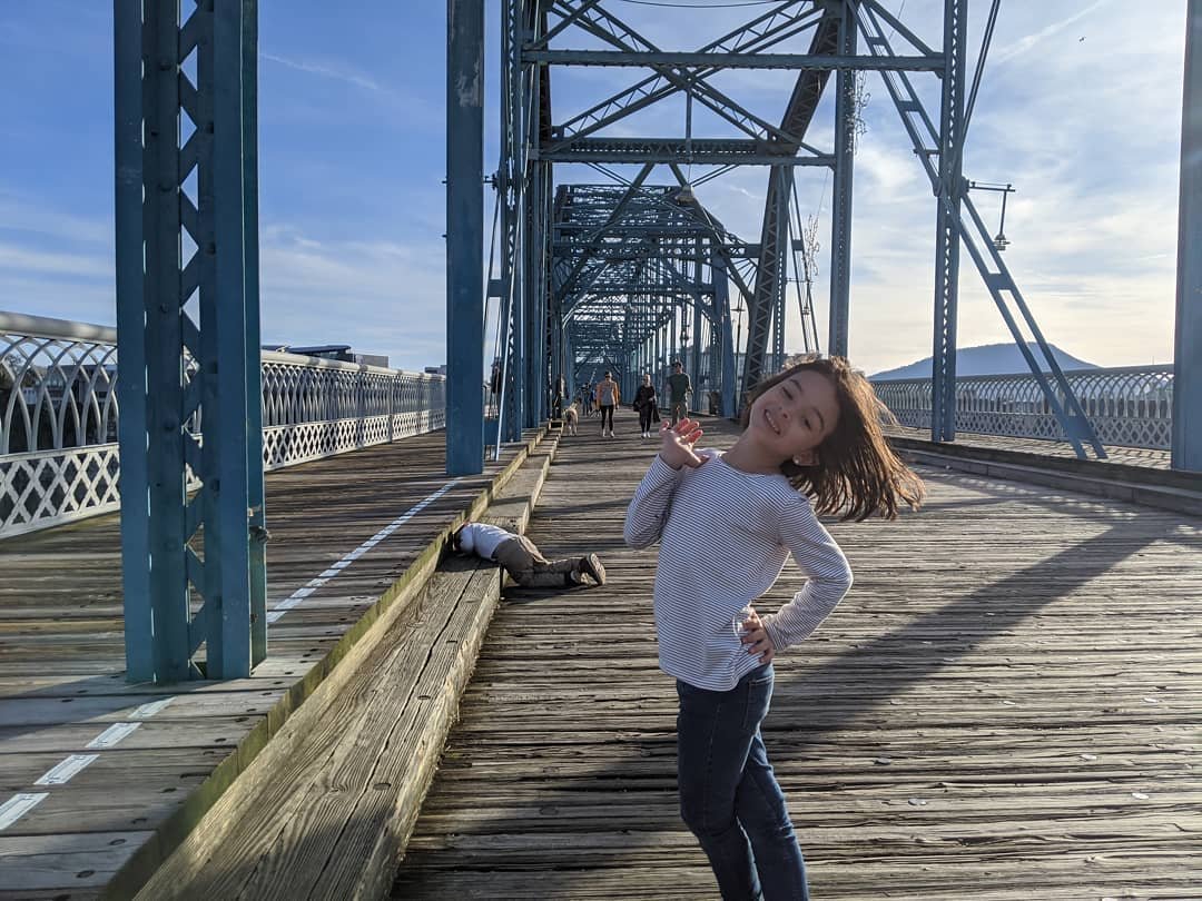 5 Family Friendly Chattanooga Walks for Non-Hikers