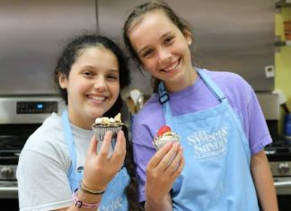 Sweet and Savory Classroom Summer Camp